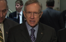 Reid: Dems Will Not Stand for GOP Shutdown Threats
