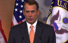"Boehner: ""Read My Lips, We're Going to Cut Spending"""