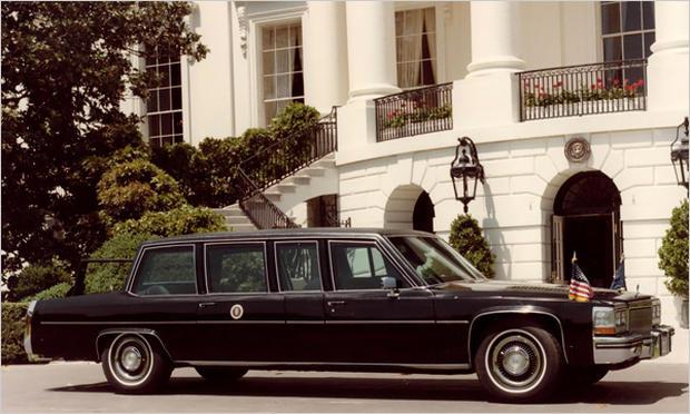 Presidential wheels