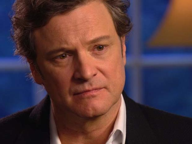 """Colin Firth on """"60 Minutes"""" - Photo 6 - Pictures - CBS News"""