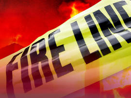 Body found shot, charred in abandoned Camden home