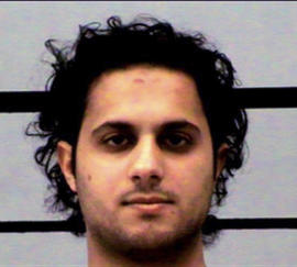 Saudi student arrested in Texas for alleged Bush home bomb plot