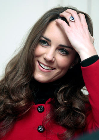 William and Kate visit St. Andrews