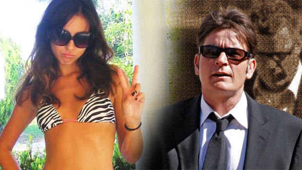 "Charlie Sheen Rant, Dating Pot Queen Natalie ""Natty Baby"" Kenly"
