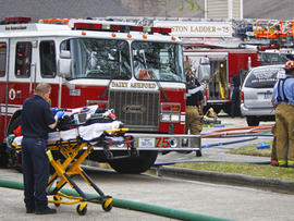 Jessica Tata flees to Nigeria after day care fire kills four, says Houston fire dept.