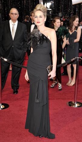 2011 Oscar red carpet