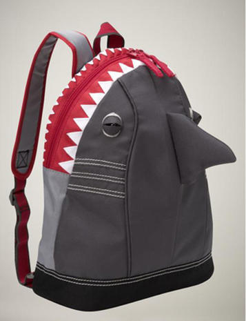 Shark Bag - Adorable kids backpacks - Pictures - CBS News
