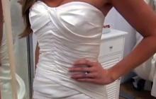 Costco sells wedding dresses for less