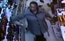 Caught on tape: Liquor store meltdown