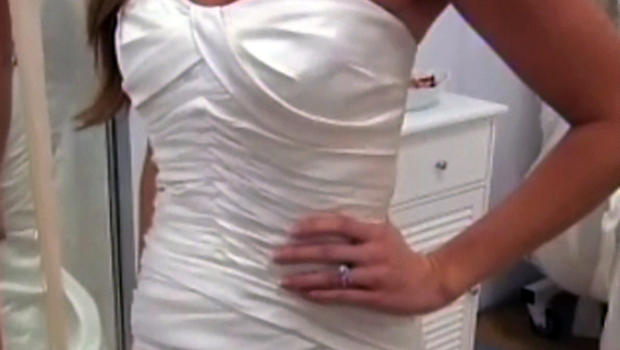 costco sells exclusive wedding dresses cbs news