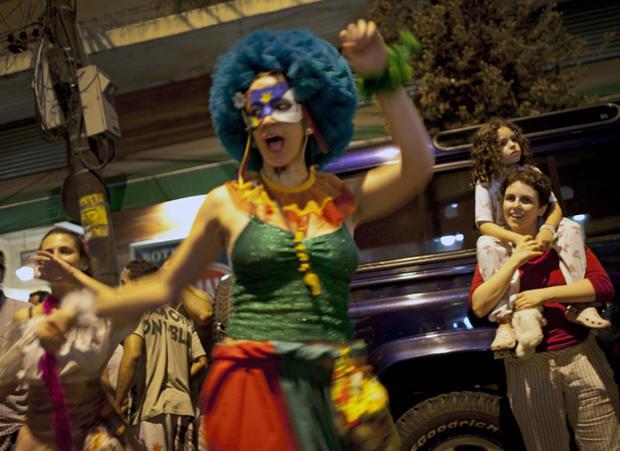 Brazil's Carnival 2011