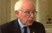 Bernie Sanders - I support NPR, PBS funding