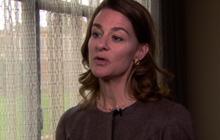 Melinda Gates on importance of federal funding to international aid