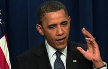 Obama calls for compromise on budget cuts