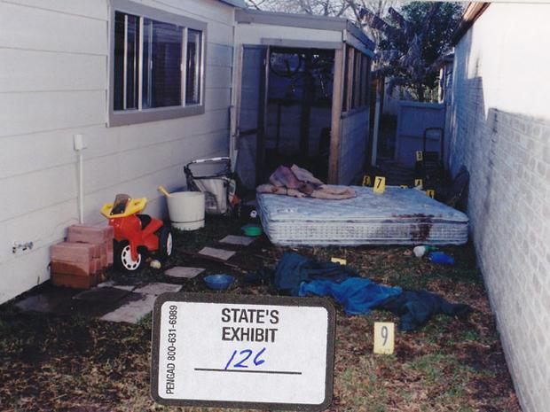 Susan Wright crime scene photos