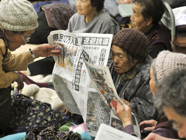 Japan: Faces of the crisis