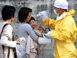 Japan radiation leak
