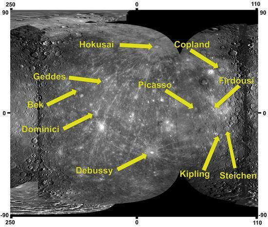 Messenger from Earth reaches Mercury orbit