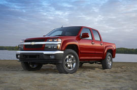 GM pickup truck production halted due to Japan earthquake