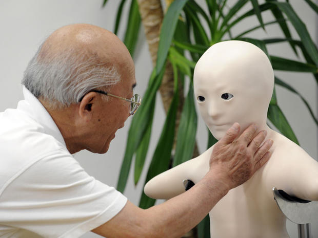 Here come the humanoid robots