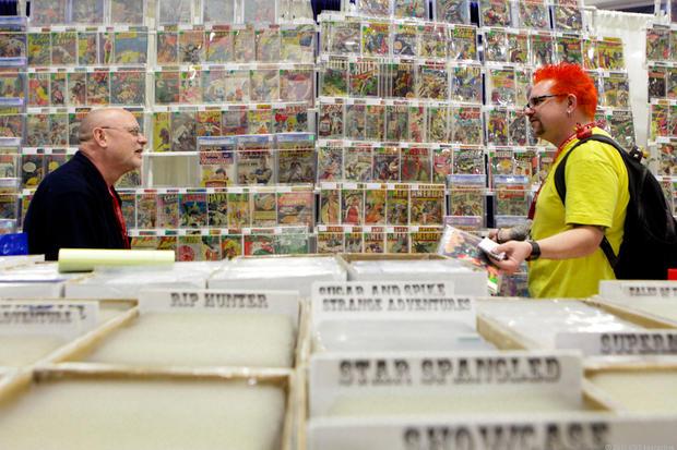 Comics come alive at WonderCon