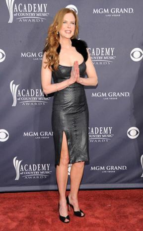 ACM Awards red carpet