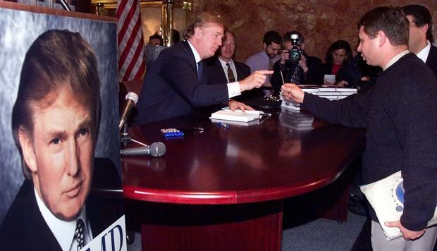 Donald Trump in pictures