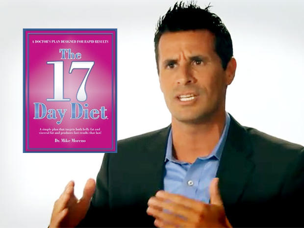 "Dr. Michael Moreno explains the ""17 Day Diet."" Does it really work?"