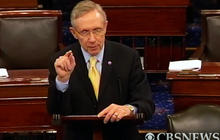 "Sen. Reid: House plan ""a sure way to close the government"""