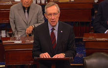 Reid: Historic cuts passed to avoid shutdown