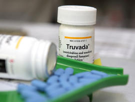 Truvada HIV prevention pill