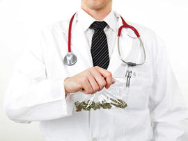 medical marijuana, pot, doctor, prescription, stock, 4x3