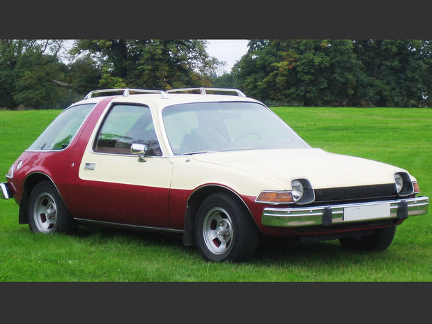 Amc Pacer World S 15 Ugliest Cars Pictures Cbs News