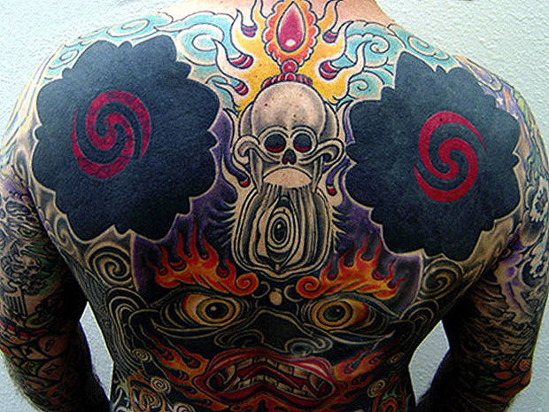 12 celebrity tattoo artists