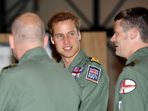 Prince William: Never-before-seen pix