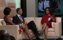 """Obama tells Oprah asked Hawaii for """"special dispensation"""" to get birth certificate"""