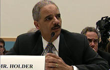 "AG Holder grilled on ATF ""gunwalker"" controversy"