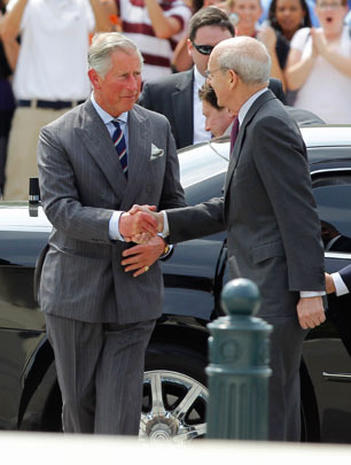 Prince Charles in Washington