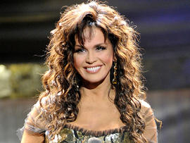 Singer Marie Osmond performs onstage at the 37th Annual Daytime Entertainment Emmy Awards on June 27, 2010, in Las Vegas.