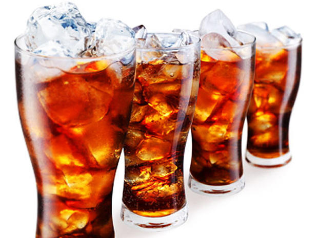 Sugary drink shockers: What recent report says