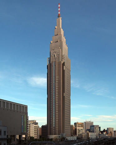 World's tallest buildings, monuments and other structures