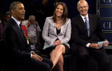 Town hall on the economy with President Obama