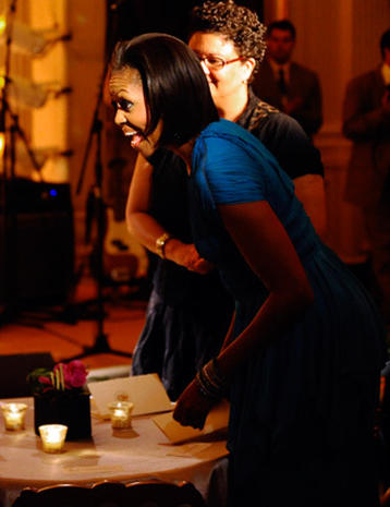 Poetry at the White House 2011