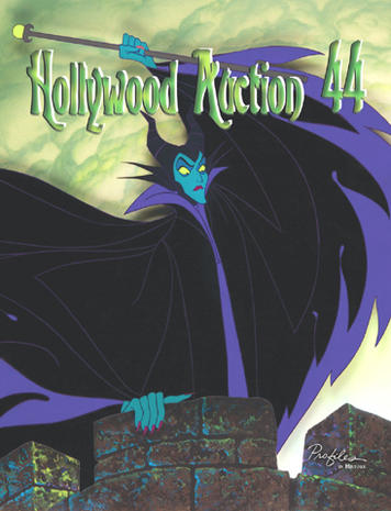 Hollywood up for auction