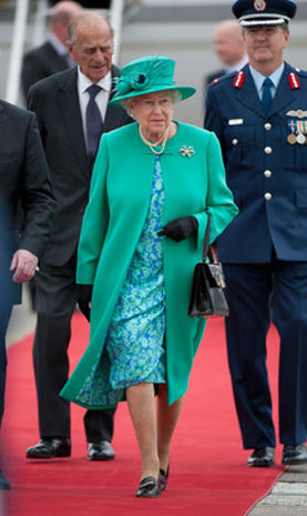 The Queen in Ireland