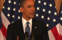 Obama: Repression will fail, tyrants will fall