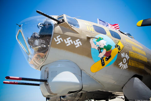 The aircraft that helped win WW II