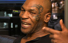 Mike Tyson: I love my tattoo