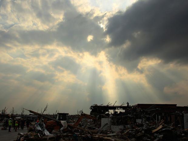 Joplin tornado aftermath