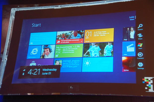 11 cool features on Microsoft Windows 8 for tablets